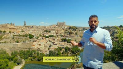 El Toledo medieval protagonizará el programa de La2 'Las rutas D'Ambrosio'
