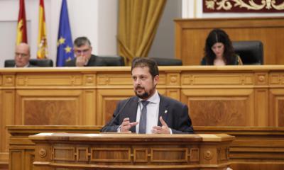 Termina en las Cortes de CLM el debate sobre el presupuesto