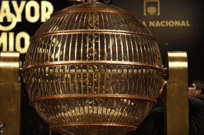 El 74.770, otro quinto premio, deja 36.000 euros en Albacete, Casas Ibáñez, Guadalajara y Ciudad Real