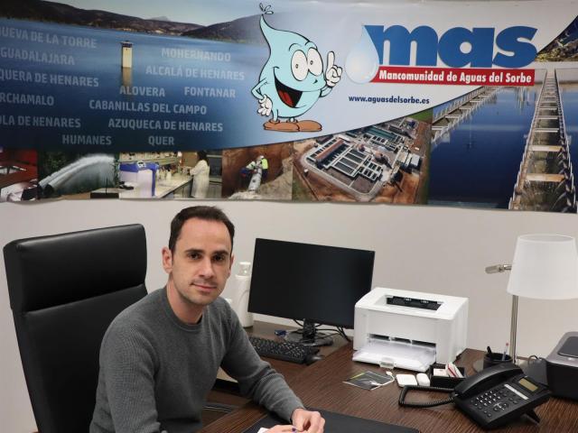 José García Salinas, presidente de MAS.