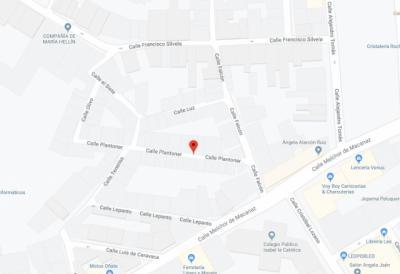 Dos personas trasladadas al hospital por el incendio de una vivienda