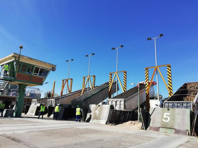 La producción industrial sube en Castilla-La Mancha en noviembre