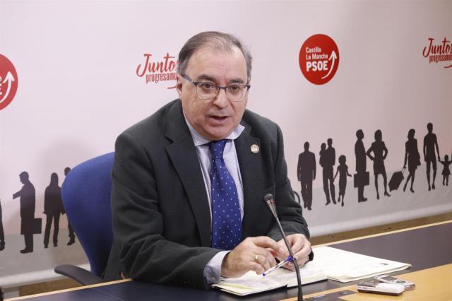 El PSOE recrimina a PP que siga sin aclarar qué votarán sus diputados sobre el trasvase