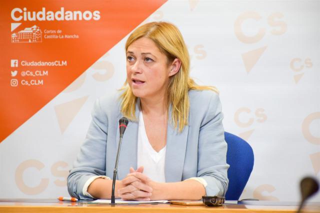 Carmen Picazo, designada como portavoz de Cs en Castilla-La Mancha
