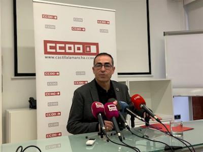 CCOO celebra el Gobierno de coalición y le exige derogar reforma laboral
