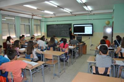 La Junta establece el número de alumnos que debe haber por aula en Infantil, Primaria y ESO