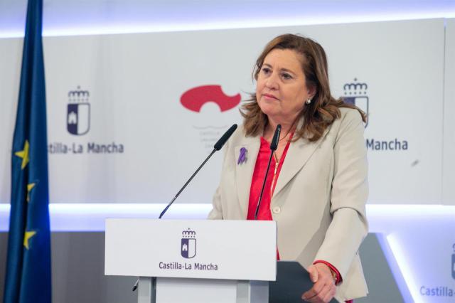 La consejera de Educación, Cultura y Deportes de C-LM, Rosa Ana Rodríguez - JCCM