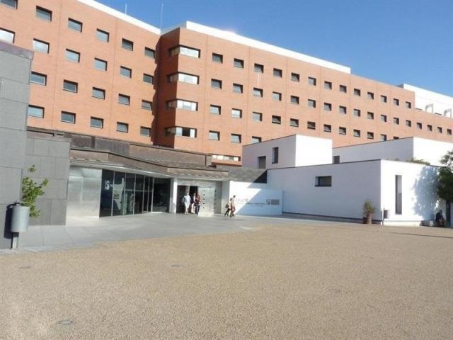 El hospital manchego.
