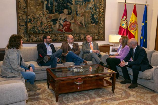 Gobierno regional, PSOE y Cs acuerdan iniciar trámites para reformar el Estatuto de Autonomía
