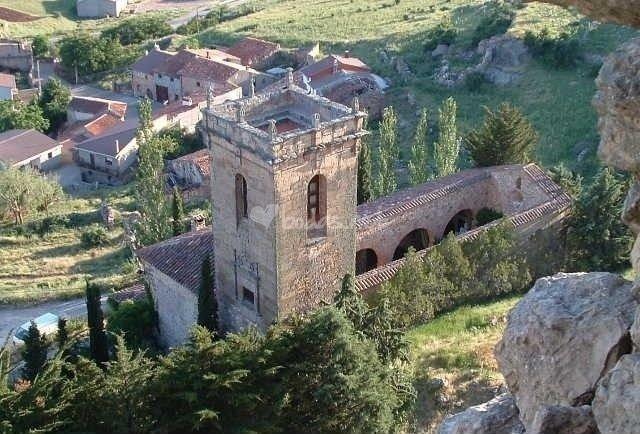Iglesia de San Salvador de Atienza.
