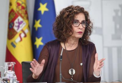La ministra Montero.