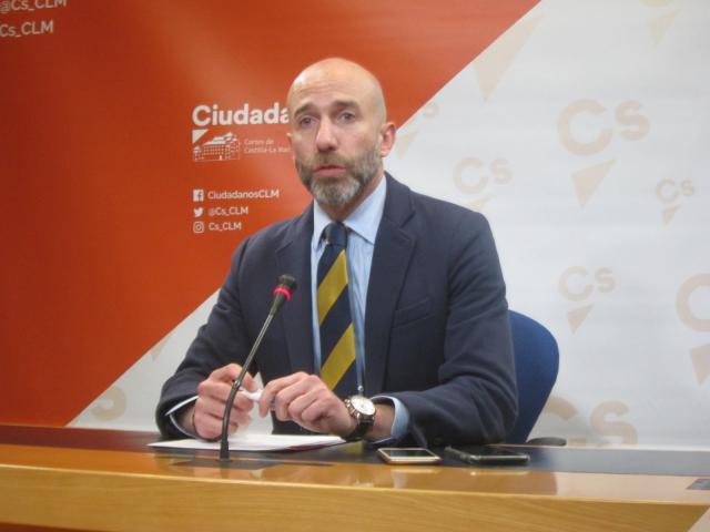 Cs pide las comparecencias de Amores y Candau tras la imputación de la Televisión de C-LM por el fraude de 'La Rueda'