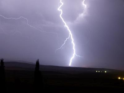 Altas temperaturas, tormentas, gota fría y viento activan el Meteocam hasta cinco veces en menos de un año