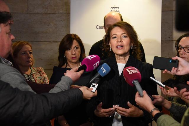 El Gobierno CLM responde a las críticas por el IMS