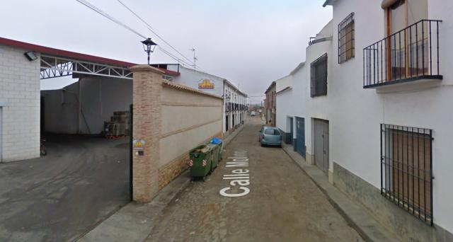 Imagen de la calle Molino de Almagro en Google Street View - EUROPA PRESS