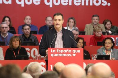 Los barones del PSOE avalan a Sánchez