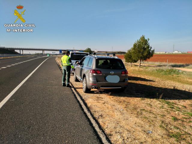 Pillado conduciendo a 237 kilómetros hora