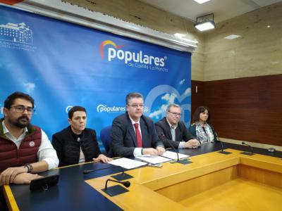 El PP CLM insiste en que Junta