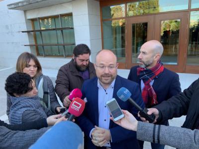Ruiz dejará la Secretaría de Organización de Cs