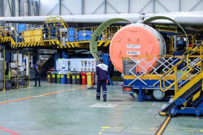 Los despidos de Airbus no afectarán a Castilla-La Mancha