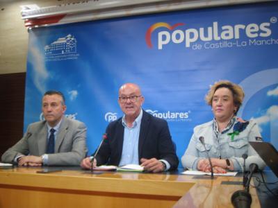 El PP CLM lamenta que los dirigentes del PSOE no conozcan el campo