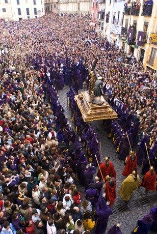 Cuenca también se queda sin procesiones