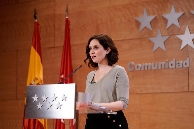 CORONAVIRUS | Madrid agradece la solidaridad de Castilla-La Mancha