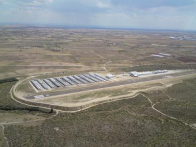ACTUALIDAD   El Gobierno de España se pronuncia por primera vez sobre el aeropuerto de Casarrubios