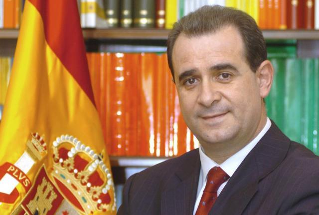 Francisco Pardo - MINISTERIO DE DEFENSA - Archivo