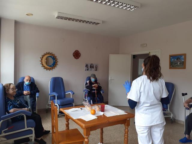 COVID-19 | Piden conocer las condiciones en las que viven los mayores en residencias