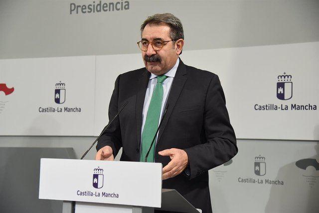 El consejero de Sanidad, Jesús Fernández Sanz - JCCM