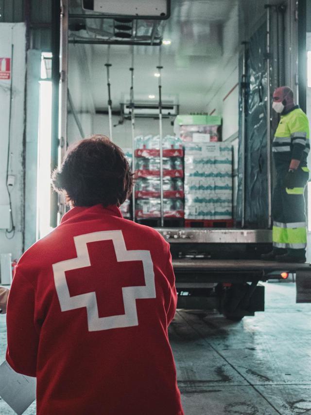 CORONAVIRUS | Mercadona dona 12,5 toneladas de alimentos a Cruz Roja para la provincia de Toledo