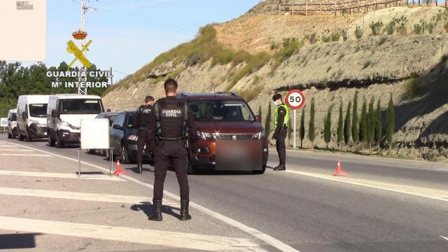 ESTADO DE ALARMA   7.875 infracciones en un mes en la provincia de Toledo