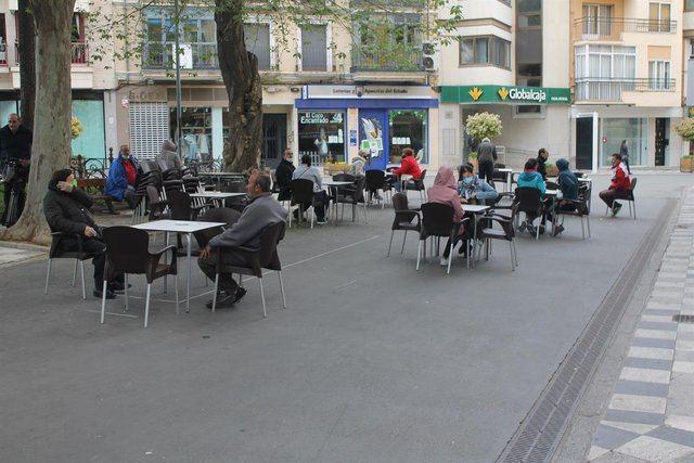 La calle Carretería de Cuenca