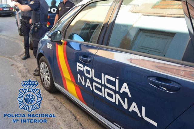 Vehículo de Policía Nacional | Archivo