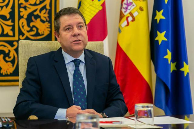 Presidente de Castilla-La Mancha, Emiliano García-Page