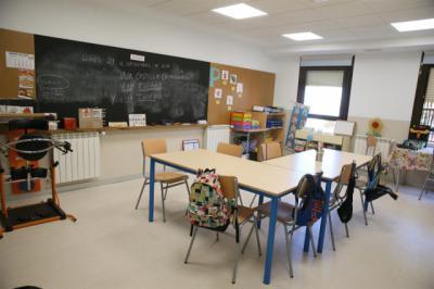PACTO | PSOE y Cs acuerdan un plan de refuerzo educativo y becas