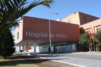 SUCESOS   Fallece una paciente durante el desalojo del hospital de Hellín