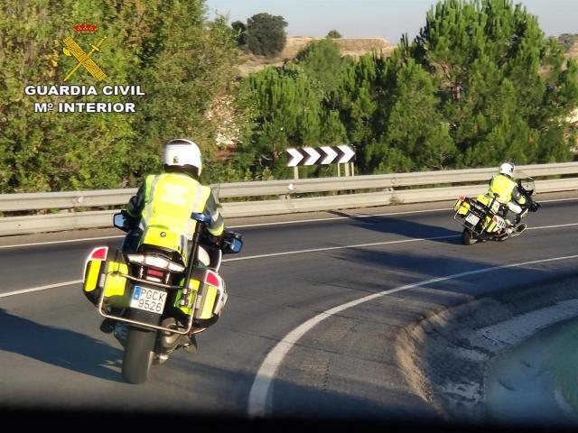 CLM   1 fallecido y 15 heridos este fin de semana en las carreteras