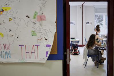 EDUCACIÓN | Los centros tendrán que garantizar una distancia de al menos 1,5 metros