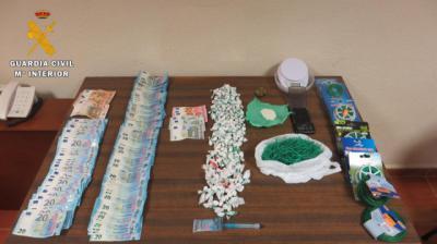LA PUEBLA DE MONTALBÁN | Tres detenidos por vender cocaína