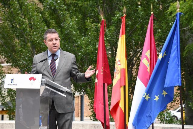 CLM | Page volverá a pedir a Sánchez que los ayuntamientos usen el superávit para la recuperación