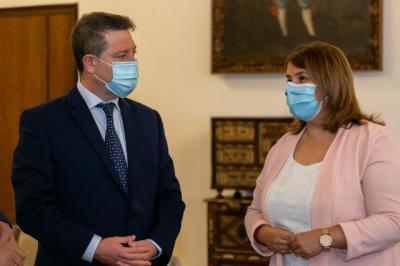 ACTUALIDAD   La propuesta de Tita García a Page sobre los planes de empleo