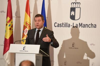 CLM   Page anuncia una inversión de 100 millones para las residencias de mayores