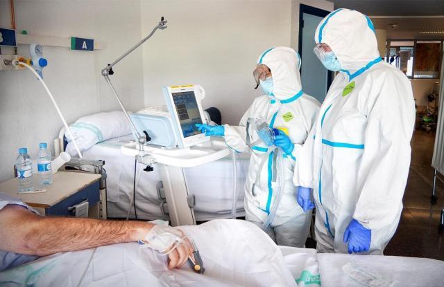 CORONAVIRUS | 1 paciente en Talavera y 11 en Toledo por Covid