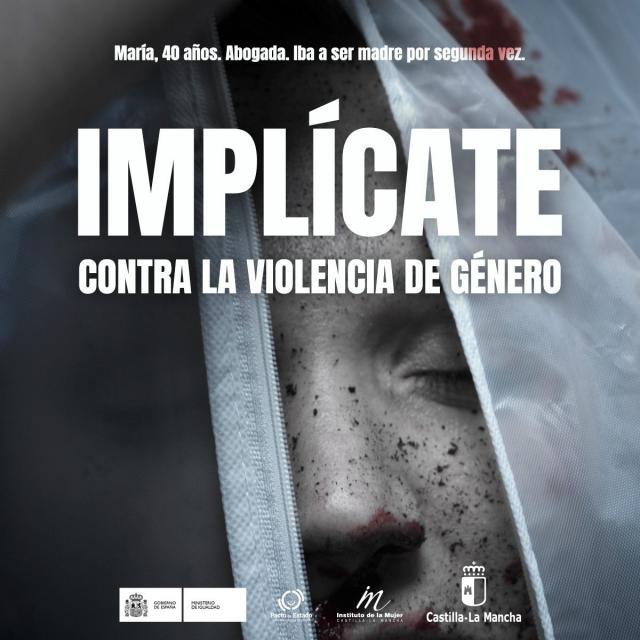 CLM | 'Implícate': la dura pero necesaria campaña contra violencia machista