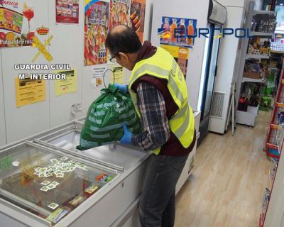 ÚLTIMA HORA   Detenidas 19 personas por fraude alimenticio