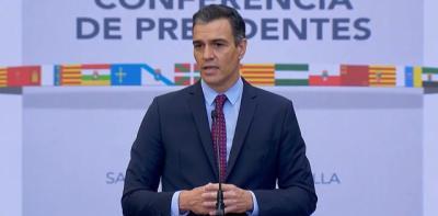 ESPAÑA   Sánchez traslada tranquilidad ante el incremento de brotes Covid