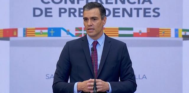 ESPAÑA | Sánchez traslada tranquilidad ante el incremento de brotes Covid