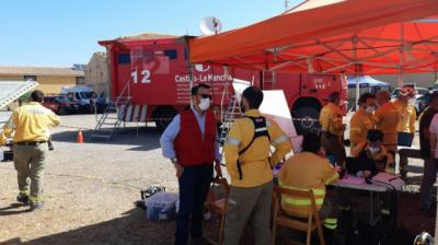 FUEGO | Última hora de los incendios en Férez, Ayna y La Estrella